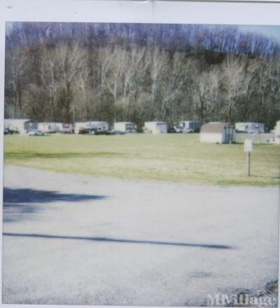 Mobile Home Park in Elliston VA