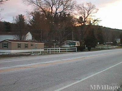 Mobile Home Park in Pownal VT