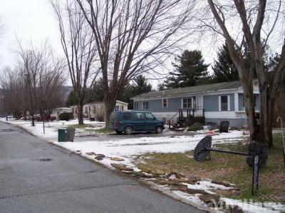 Mobile Home Park in Saint Albans VT