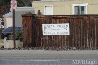 Mobile Home Park in West Richland WA