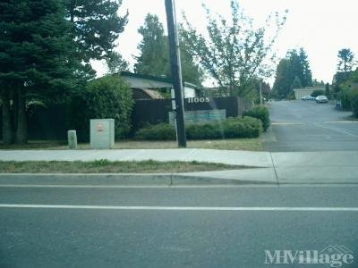 Mobile Home Park in Vancouver WA
