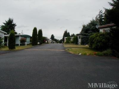 Mobile Home Park in Lacey WA