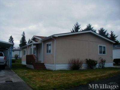 Mobile Home Park in Spanaway WA