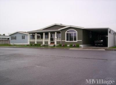 Mobile Home Park in Kennewick WA