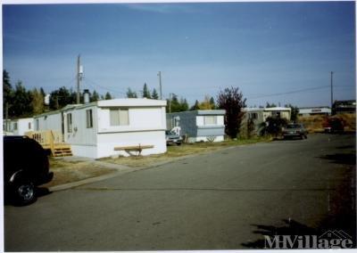 Mobile Home Park in Spokane Valley WA
