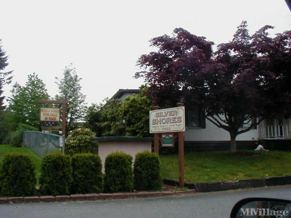 Silver Shores Senior Mobile Home Park Mobile Home Park in Everett, WA