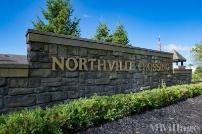 Mobile Home Park in Northville MI
