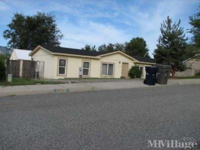 Mobile Home Park in East Wenatchee WA