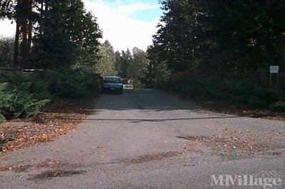 Mobile Home Park in Bonney Lake WA