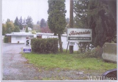 Mobile Home Park in Bothell WA