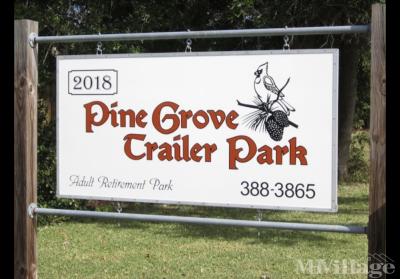 Mobile Home Park in Biloxi MS