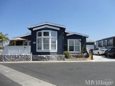Mobile Home Park in Laguna Hills CA