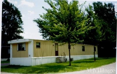 Mobile Home Park in Cecil WI