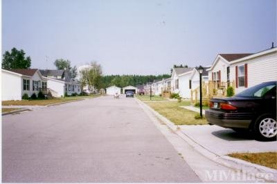 Mobile Home Park in Marinette WI