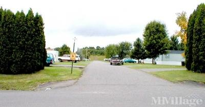 Mobile Home Park in Clear Lake WI