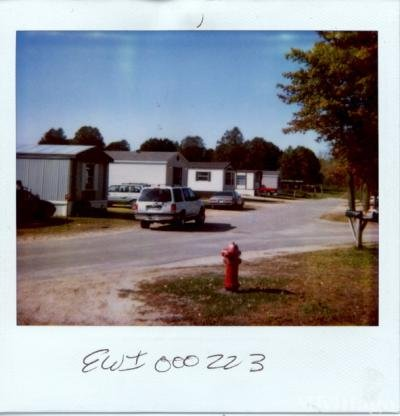Mobile Home Park in Whitehall WI