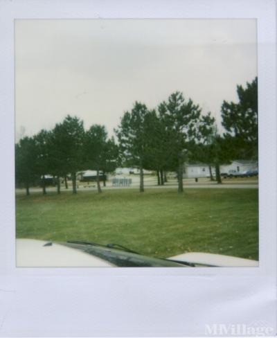 Mobile Home Park in Ellsworth WI
