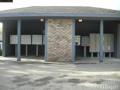 Mobile Home Park in Iron Ridge WI