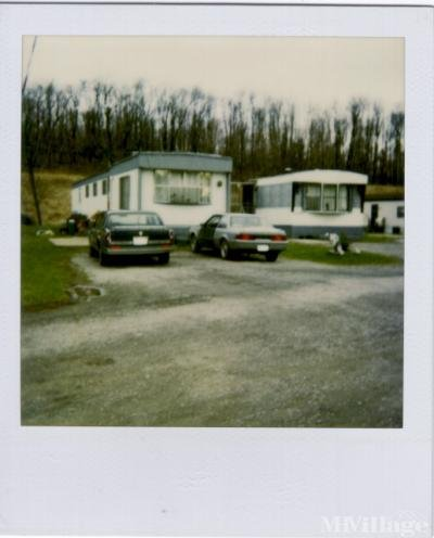 Mobile Home Park in Colliers WV