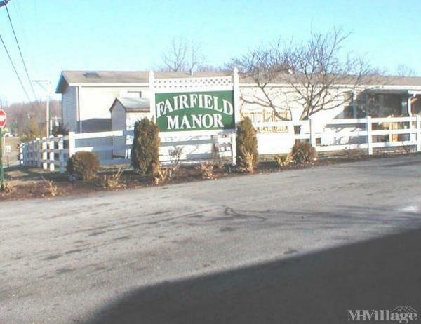 Fairfield Manor Mobile Home Park in Morgantown, WV