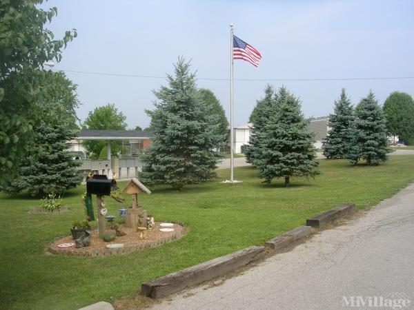 Blue Spruce Mobile Home Park in Milton, WV