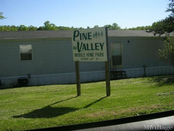 Pine Valley Park Inc Mobile Home Park in Sissonville, WV