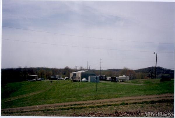 Mehaffey Trailer Park Mobile Home Park in New Cumberland, WV