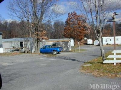 Mobile Home Park in Burlington WV