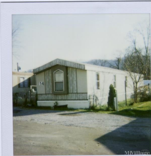 South Park Mobile Home Park in Moundsville, WV
