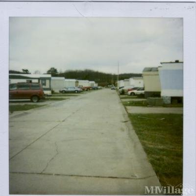 Mobile Home Park in Hurricane WV