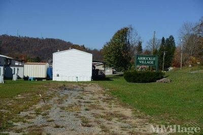 Mobile Home Park in Summersville WV
