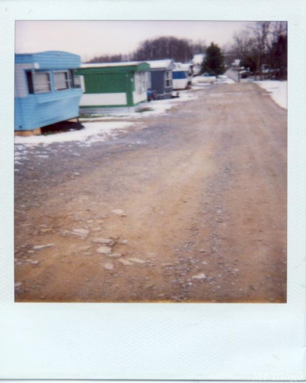 Rowan's Mobile Home Park Mobile Home Park in Sutton, WV