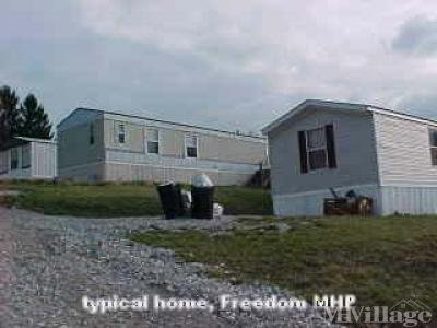 Mobile Home Park in Saint Albans WV