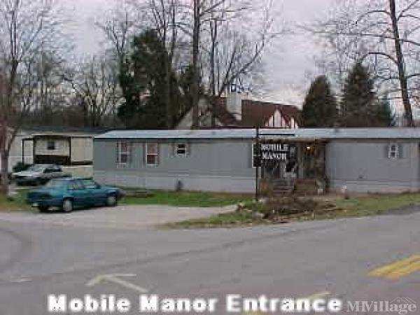 Mobile Manor Mobile Home Park in Saint Albans, WV