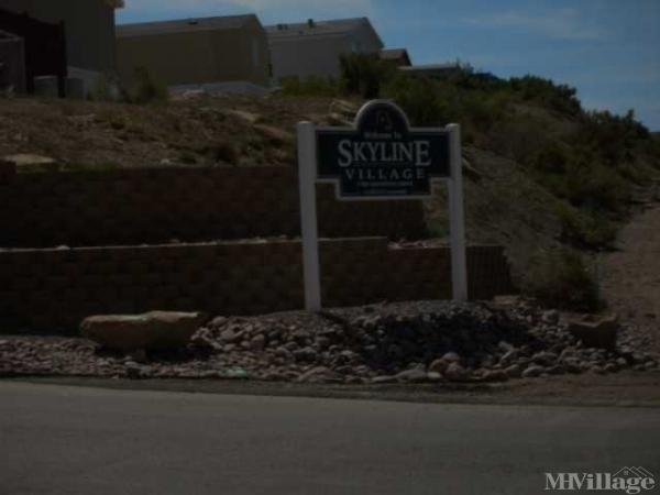 Skyline Village Mhc Mobile Home Park in Rock Springs, WY