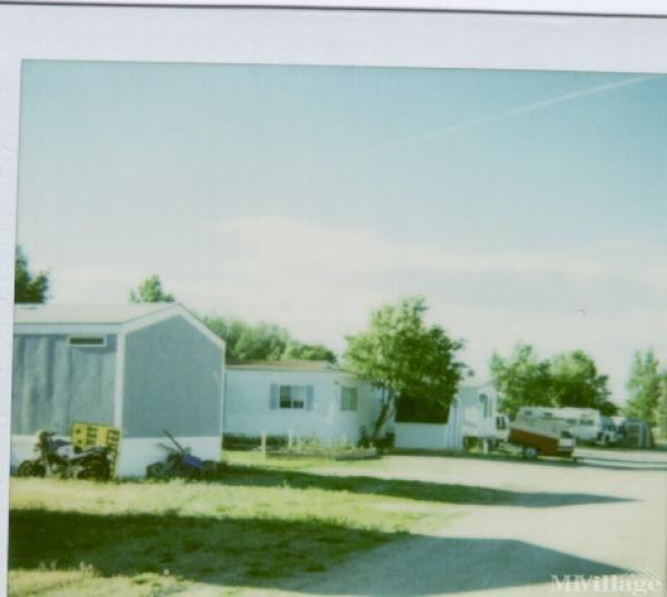 Miller Mobile Home Park Mobile Home Park in Lander, WY