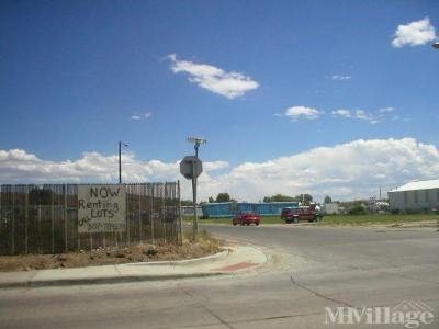 Mobile Home Park in Evanston WY