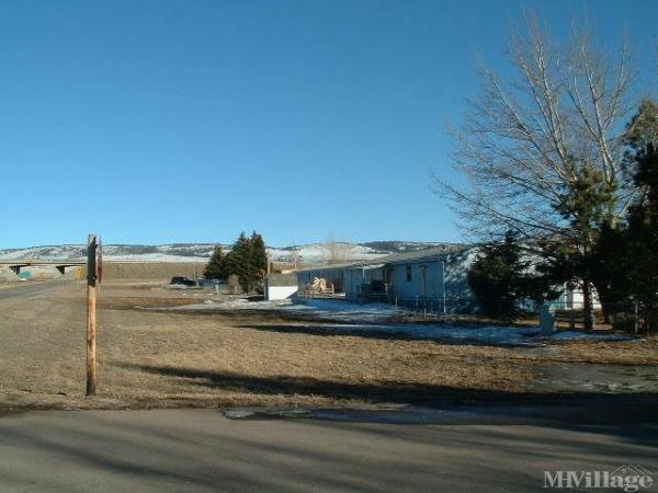Country Meadow Estates Mobile Home Park in Laramie, WY