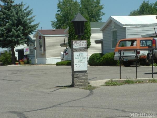 Photo of J & E Mobile Home Court, Sheridan, WY