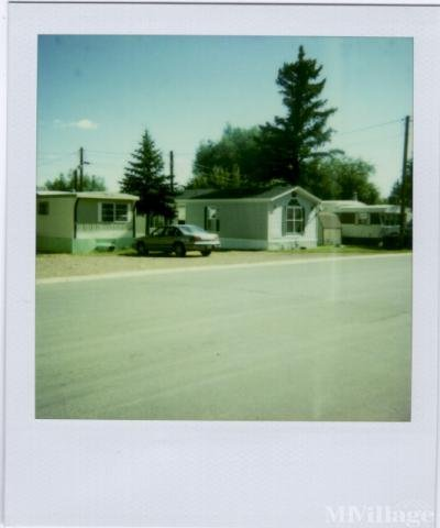 Mobile Home Park in Mountain View WY