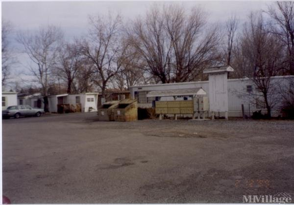 Jubys Mobile Home Court Mobile Home Park in Cody, WY