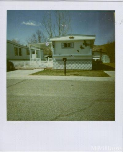 Mobile Home Park in Green River WY