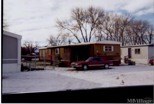 Heides Mobile Home Park Mobile Home Park in Sheridan, WY