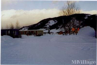 Mobile Home Park in Jackson Hole WY