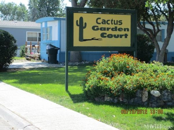 Cactus Gardens Mobile Home Park in Powell, WY