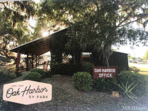 Photo of Oak Harbor Mobile Home Park, Haines City, FL