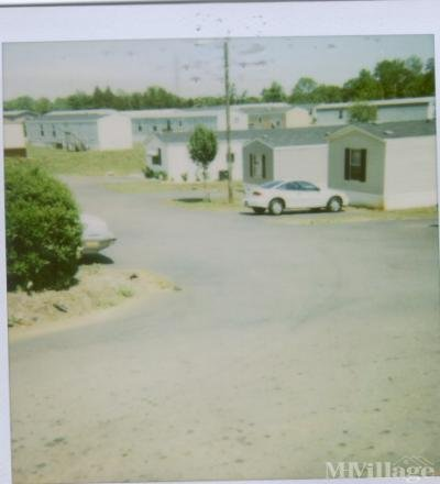 Mobile Home Park in Greenville SC