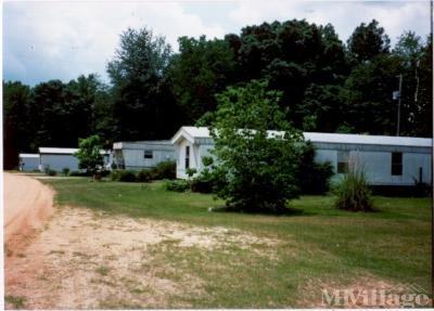 Mobile Home Park in Evergreen AL