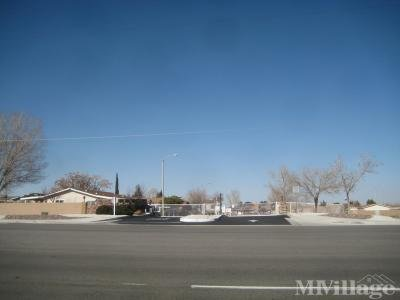 Mobile Home Park in Hesperia CA