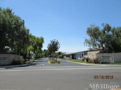 Mobile Home Park in Sunnyvale CA